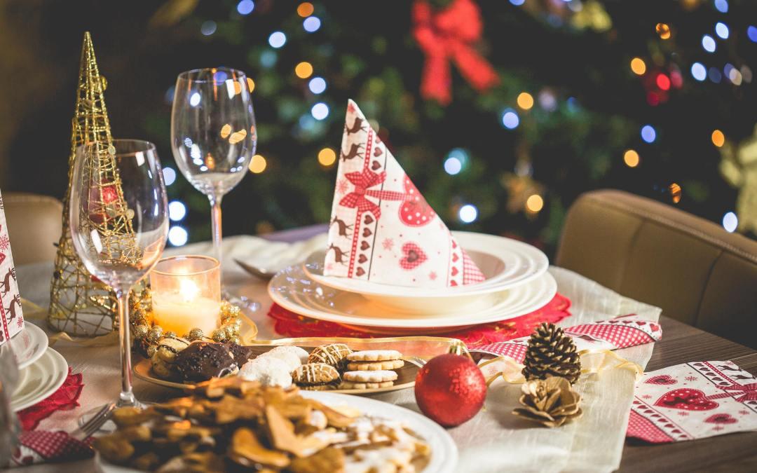Como comer sin excesos en las fiestas